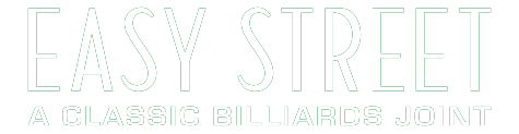 Easy Street Billiards Logo