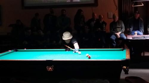 Easy Street Billiards Players #9