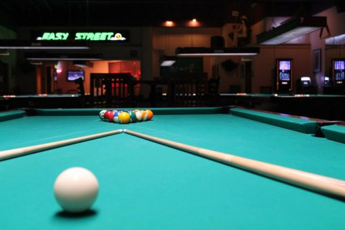 Easy Street Pool Table
